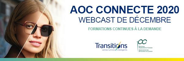 AOC CONNECTE - WEBCAST DE DÉCEMBRE