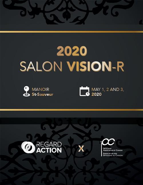 Salon Vision-R Registration Form