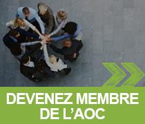DEVENEZ MEMBRE DE L'AOC >>