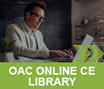 OAC ONLINE CE LIBRARY >>