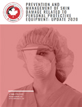 PREVENTION AND MANAGEMENT OF SKIN DAMAGE RELATED TO PERSONAL PROTECTIVE EQUIPMENT (PPE): UPDATE 2020