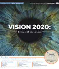 VISION 2020: Living with Vision Loss